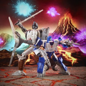 War for Cybertron: Kingdom Amazon Exclusive Maximal Grimlock and Mirage Revealed and Up for Preorder