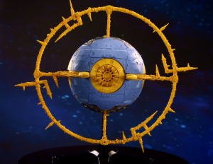 Transformers News: New HasLab Unicron Video Highlights Planet Mode