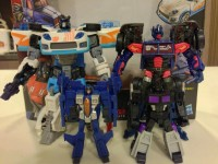 Transformers News: In-Hand Images: Transformers Generations Ultimate Gift Set