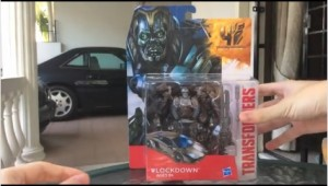 Transformers News: Age Of Extinction Deluxe Figure Lockdown Video Review