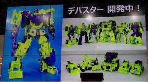 Transformers News: TFsource Weekly SourceNews! Devastator, Apollyon, MakeToys, Badcube & More!