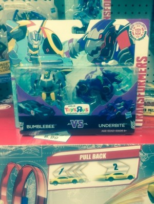 Transformers News: New Toysrus Exclusive Clash of the Transformers Sub Line confirmed and sighted, first pictures!