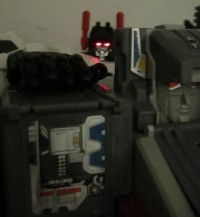Transformers News: Transformers Generations Titan Class Metroplex Teaser Image