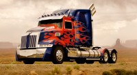 Transformers News: Transformers 4 Optimus Prime Revealed