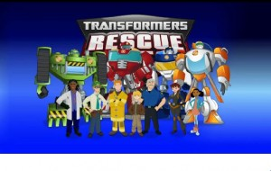 "Transformers: Rescue Bots Preview Clips ""Phantom of the Sea"""