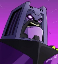 Transformers News: BotCon 2011 Animated Motormaster Sketch by Marcelo Matere