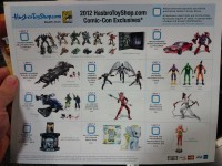 Transformers News: SDCC 2012 Hasbro Exclusives Purchase Limits