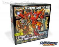 Transformers News: Official Box Art for TFCC Punch / Counterpunch & Cyclonus