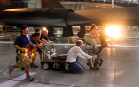 Transformers News: Michael Bay posts behind the scenes video on creating and editing Revenge of the Fallen