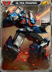 Transformers News: Transformers: Legends Ultra Magnus Art