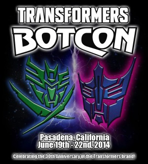 Transformers News: BotCon 2014 - Brochure Online, Transformers Fan Experience at Universal Studios