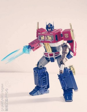 Transformers News: Year of the Horse Optimus Prime and Starscream - In-hand Images