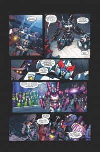 Transformers News: Creator Commentary: Transformers: Robots in Disguise Ongoing #14
