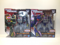 Transformers News: Video Review: Transformers Generations Fall of Cybertron Voyager Soundwave and Soundblaster
