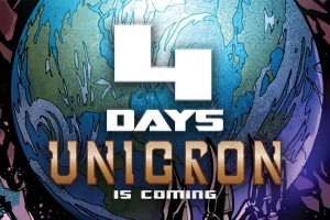 Transformers News: IDW Unicron Teaser for WonderCon 2018 Transformers Panel