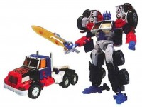Images of Transfomers United Scourge and G2 Laser Prime