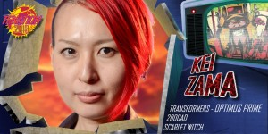 Transformers News: IDW Artist Kei Zama to Attend TFNation 2018