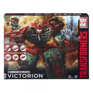 ROBOTKINGDOM.COM Newsletter #1323 Combiner Wars Victorion, Masterpiece MP-14+ Red Alert and More