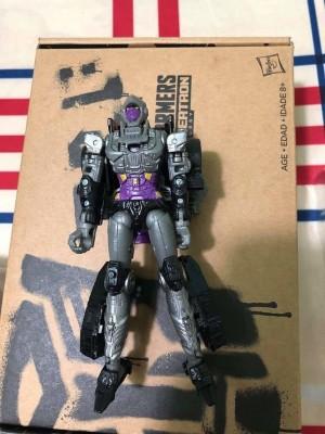 First Image of Transformers Siege Nightbird