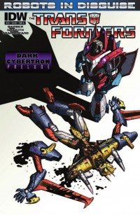 Transformers News: Transformers: Robots in Disguise #20 Preview