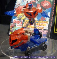 """Transformers Animated Comic """"The Cool"""" & Comic Exclusive Animated Activators Clear Optimus Prime"""