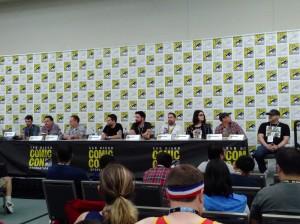 IDW Transformers #SDCC2018 Comics panel: Unicron and Beyond