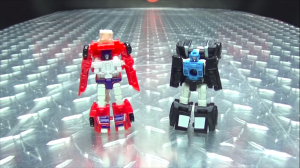 Transformers News: Video Reviews for Transformers War for Cybertron: Siege Wave 2 Micromasters - Spy Patrol and Rescue Patrol