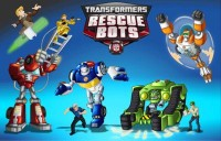 Transformers News: Transformers Rescue Bots Airing in Brazil on Discovery Kids March 4th, 2013