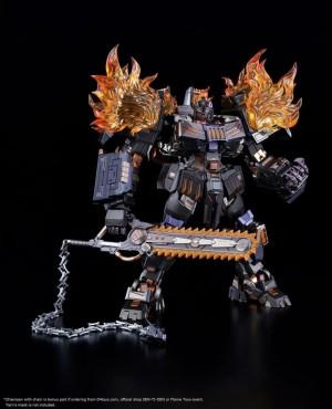 Flame Toys Reveal Kuro Kara Kuri The Fallen