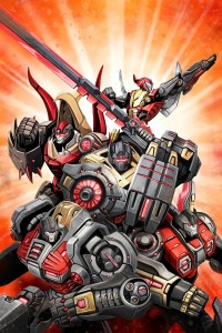 Transformers News: IDW Announces Transformers Digital Series (Fall Of Cybertron) and Miniseries (Rise of the Dinobots)