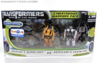Transformers News: DOTM Cyberverse 'Cybertronian Warriors Pack' Released at Retail