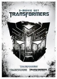 Transformers 1-3 DVD Box Set Listed on Play.com