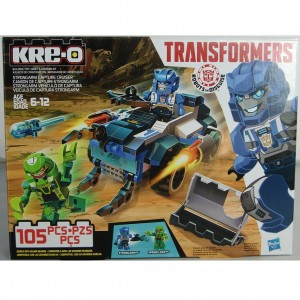 Transformers Robots in Disguise (2015) Kre-O Sets - Package and Stock Images