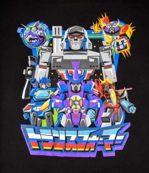 Transformers News: Nice Kicks unveils their new Transformers Merchandise #sdcc @nicekicks @jromonkey