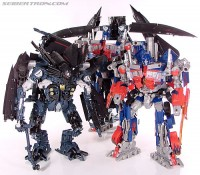 Transformers News: Jetpower Optimus Prime Gallery is Online