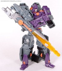 Rumor - New Universe Galvatron and ROTF Ravage repaints coming?