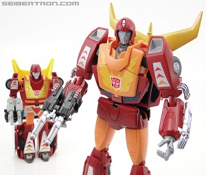 Top 5 Best Hot Rod / Rodimus Transformers toys