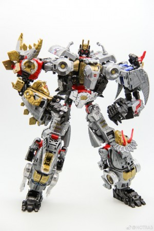 In-Hand Image of Transformers Power of the Primes Volcanicus