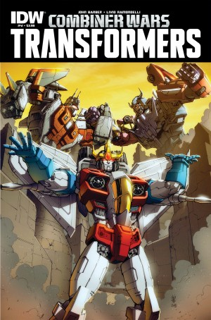 Transformers News: IDW Publishing Transformers May 2015 Comics Solicitations: Angry Birds, Combiner Wars, Treasury