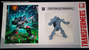 Transformers News: #HASCON 2017 Transformers Power of the Primes VIP Reveals Video