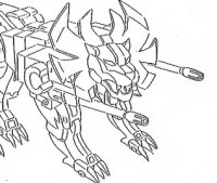 Transformers News: The Ark Addendum: Predacon Razorclaw's Transformation
