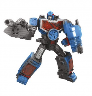 Transformers News: Netflix Transformers Series Deluxe Figures Found in Canada while the US is getting Delays for Voyagers