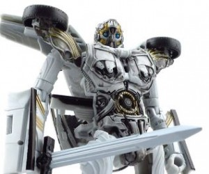 Transformers News: Deluxe Cogman from Transformers: The Last Knight Found At EB Games in Canada