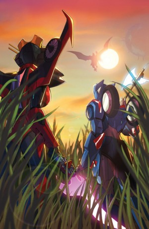 Sneak Peek - IDW Transformers: Windblade #6 iTunes Preview