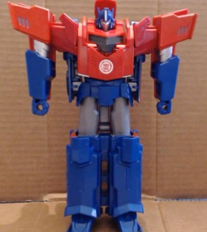 Video Review - Transformers Robots in Disguise Hyperchange Optimus Prime