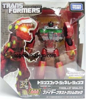 Transformers News: In-Package Images: MP-14B Soundblaster with Ratbat, TG-32 Mini-Con Assault Team, TF-33 Armada Starscream, Fireblast Grimlock, & Thundercracker