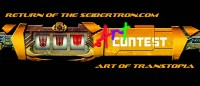 Transformers News: Transtopia art challenge September 2009 reminder