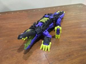 Titans Return Deluxe Krok Review