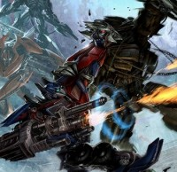 Transformers News: Another Piece of Exclusive Transformers DOTM Game Art Revealed