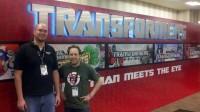 "Transformers News: BotCon Fan's Choice Hall of Fame Award Renamed ""The Hartman Award"""